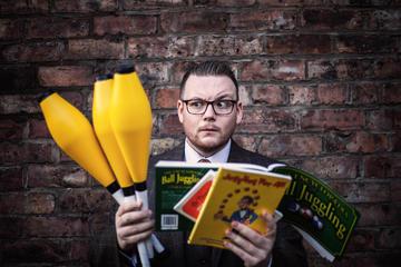 Mark James: 'Sideshow Tricks' Magic...
