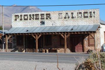 Visite historique du Pioneer Saloon au départ de Las Vegas
