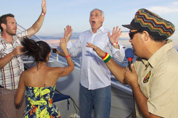 Island Rhythms Sunset Cocktail Cruise