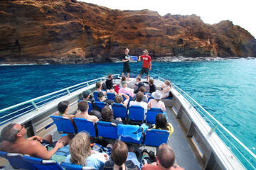 Molokini Wild Side: Snorkel And Cruise From Maui
