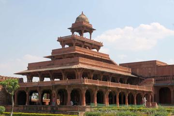 Private Day Tour of Agra: Taj Mahal at Sunrise, Fatehpur Sikri, Agra...