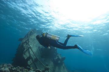 Experiência de Mergulho em 2 tanques...