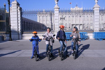 Location de scooter électrique à Madrid