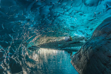Ice Cave - Adventures Dream - Less crowded  - for photographing