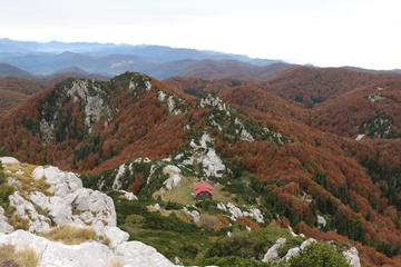 Day Hike in National Park Risnjak from Zagreb