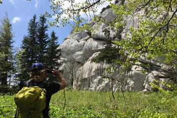 White Rocks Wilderness Hike 2-Day from Zagreb