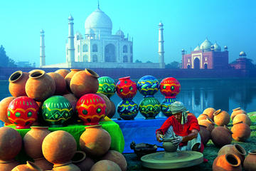 6-Day Golden Triangle Tour from New Delhi