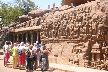 Historical Walking Tour in Mamallapuram