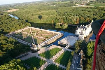 Loire Valley Hot-Air Balloon Ride from Amboise