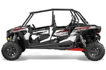 Polaris RZR 1000cc 4-Seat Half-Day...