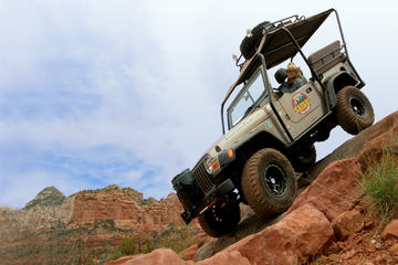 Day Trip The Outlaw Trail 4x4 Tour near Sedona, Arizona