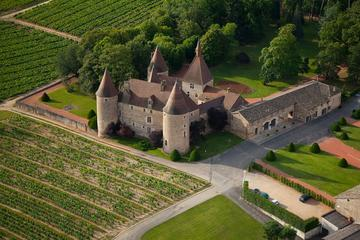 Private Tour: Wine Tasting Helicopter Tour from Mâcon