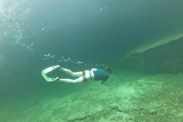 Cenote Triple Adventure Tour in Tulum