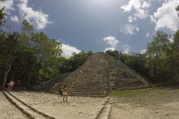 Ruinas de Cobá con Cenote y almuerzo desde Tulum