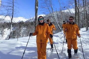 SHINHOTAKA SNOWSHOEING