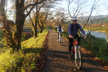 Short Morning Cycling Tour in Hida