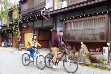 Short Morning Cycling Tour in Hida