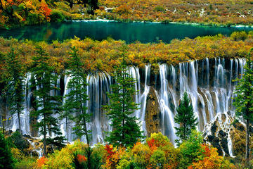 3-Day Private Tour of Jiuzhaigou From Chengdu With Flight
