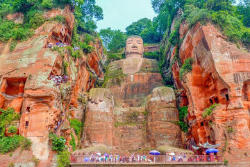 Private Day Tour: Chengdu Panda and Leshan Buddha