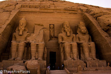 Übernachtungstrip nach Assuan von Luxor zum Besuch der Abu Simbel...