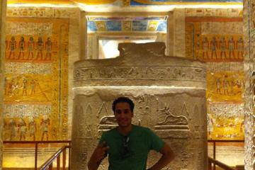 Ganztägiger Ausflug an die Ost- und Westküste von Luxor