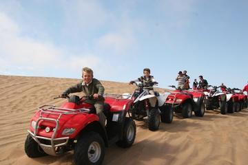 Ganztätgige Tour Luxor-Wüste auf einem Quad