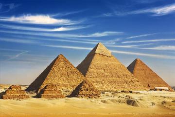 Gita di un giorno al Cairo da Luxor