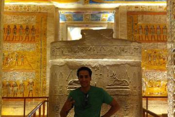 Gita di un giorno intero alle rive est e ovest di Luxor