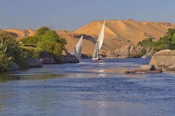Nile River Felucca Ride in Luxor
