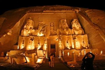 Sound and Light Show at Karnak Temple...