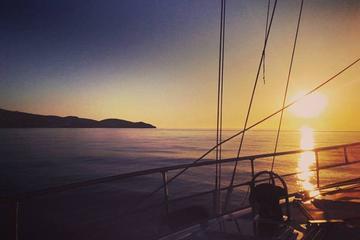 Private Luxury Sunset Sailing Cruise...