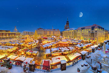 Dresden Christmas Market trip from...