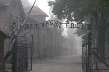 Excursion privée d'une journée de Prague au musée d'Auschwitz-Birkenau