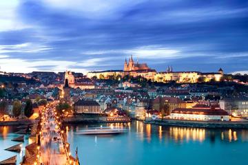 Trasferimento privato di lusso da Praga al castello di Praga