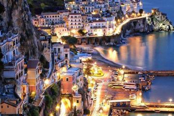 Excursão particular: viagem de um dia inteiro para a Costa de Amalfi