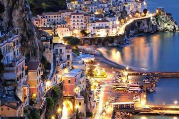 Tour privato: Gita giornaliera con escursione alla Costiera Amalfitana