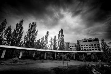 Abgestimmte private Tschernobyl Tour...
