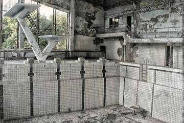 Ganztägige Retro-Tschernobyl Tour von Kiew
