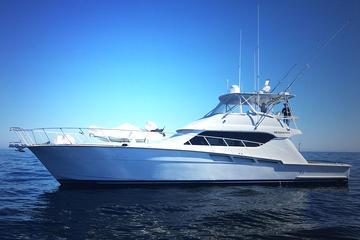60 'Hatteras Luxusyacht Sportfischer...
