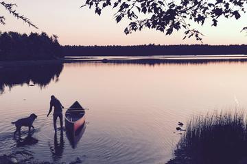 Day Trip Keji Southern Lakes Canoe Trip near Halifax, Canada