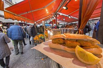 Balade à Palerme et découverte de la cuisine de rue