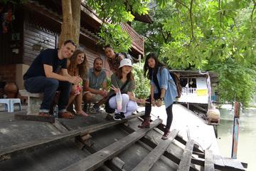 Bangkok Old Quarter Walks