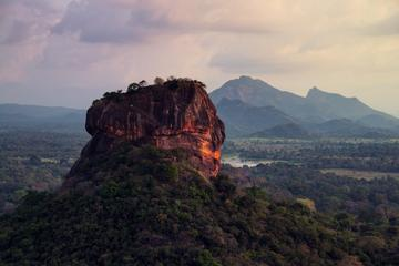 Private Day Tour: Sigiriya Rock and Dambulla Cave Temple Tour from...