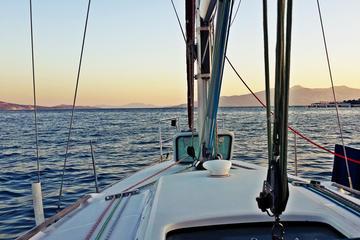 Tour di 8 giorni in barca a vela lungo la costa albanese