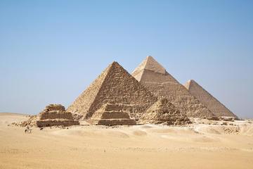 Privater Tagesausflug nach Gizeh und Memphis ab Kairo