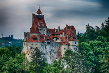 Private Day Trip to Dracula's Castle from Bucharest