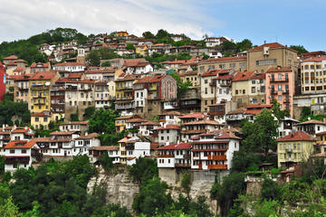 Private Day Trip to Veliko Tarnovo and Arbanassi from Ruse