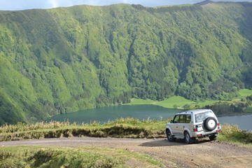 Full-Day Jeep Tour from Ponta Delgada