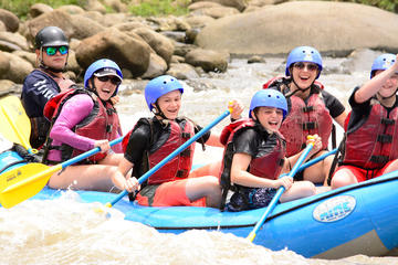 Class II-III Rafting and ATV Tour from La Fortuna