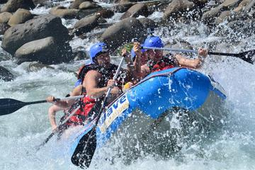 White Water River Rafting Class II-III from San Jose to Arenal